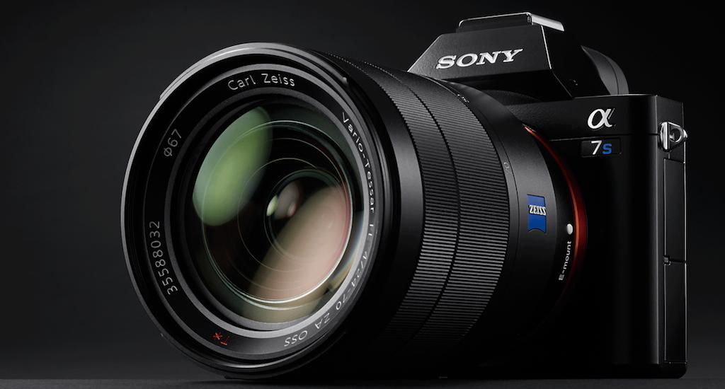 Así es la nueva cámara α7S de Sony, de objetivos intercambiables y ...