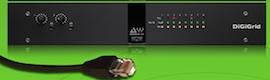 DiGiGrid: transporte y procesamiento en red a cualquier sistema de mezcla o producción de audio