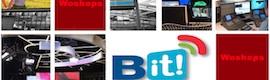Los workshops BIT Broadcast 2014 tomarán el pulso a una industria ante un futuro en continua evolución