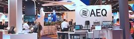BIT Broadcast 2014 será el marco para la presentación en España del grupo AEQ-Kroma