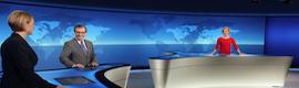 El nuevo canal todonoticias ARD-Aktuell HD confía en Quantel para su emisión