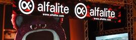 Alfalite: todo en LED para uso profesional en alquiler y broadcast