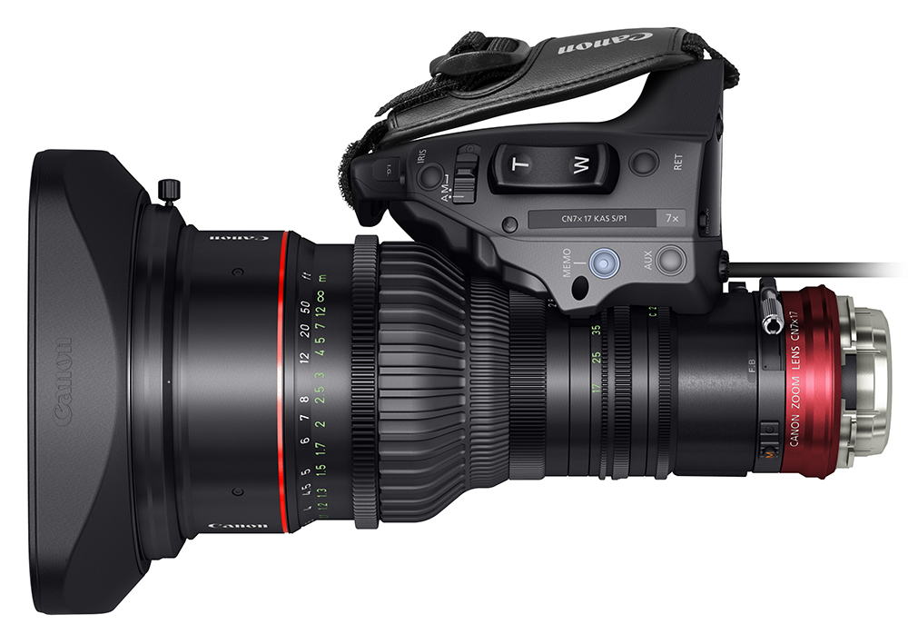 canon exhibirá en IBC 2014 su amplia gama de objetivos y tecnologías ...