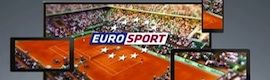 Movistar TV ofrecerá todos los partidos de Roland Garros 2014 a través de Eurosport