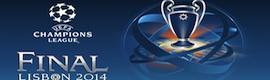 RTVE desplaza a Lisboa un operativo de 75 profesionales para la final de la Liga de Campeones