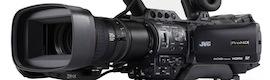 JVC mostrará en BIT Broadcast 2014 sus últimas soluciones para producción móvil de noticias sobre redes 4G