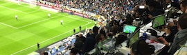 Mediapro producirá en 4K el Barça-Atlético de Madrid