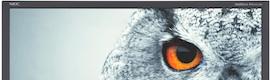 NEC lanza su primera pantalla con Ultra Alta Definición 4K
