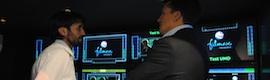 Pixtron estrena en BIT Broadcast sus últimos monitores