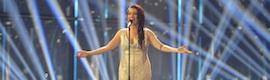 El Festival de Eurovisión fue seguido en TVE por 5.141.000 seguidores y un 35,2%