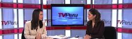 TV Perú implanta un flujo de trabajo sin cinta en base a la tecnología de EVS