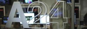 Africa 24, el primer panafricano de noticias, automatiza su emisión con Pebble Beach