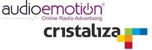 Cristaliza y Audioemotion firman una alianza que permite nuevas opciones de monetización a los medios