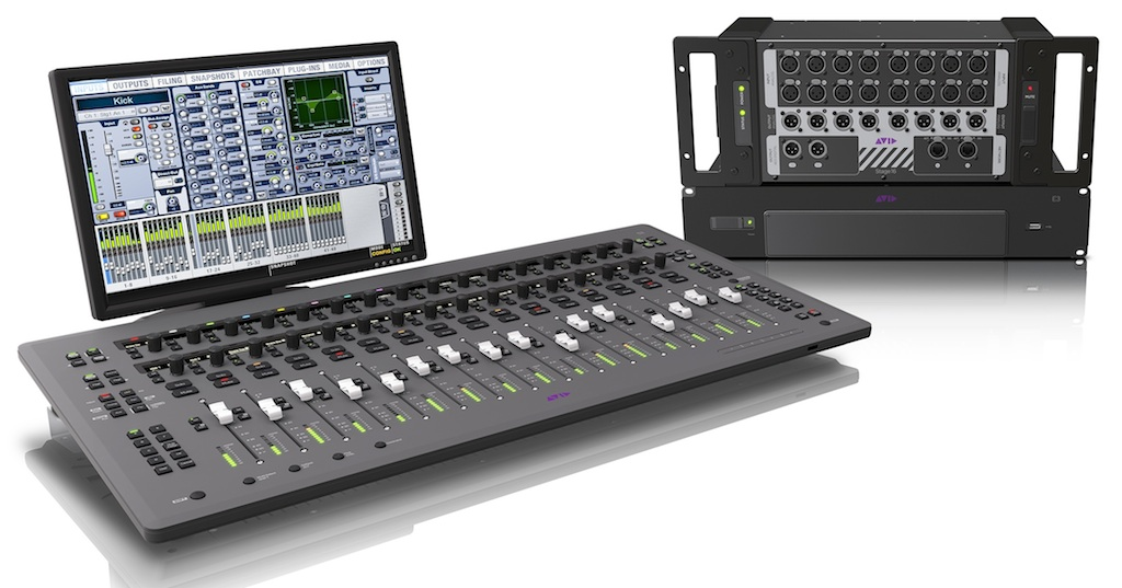 Venue 45 For Avid S3l The Ultimate Solution Software