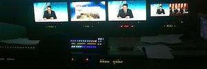 CBC de Egipto aumenta la flexibilidad en el transporte de señales HD con Riedel