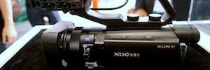 Sony ultima el modelo de camcorder XDCAM más compacto hasta el momento