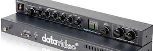 Datavideo lanza el delay-mezclador de audio AD-200