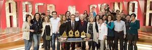 'Saber y Ganar' cumple 4.000 programas