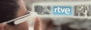 RTVE.es lanza la primera aplicación que permite ver la televisión en Google Glass