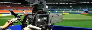 SP Telefilm utiliza soluciones de Grass Valley en la cobertura del Mundial para TV Azteca