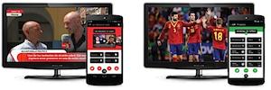 Mediaset España lanza MíoTv, una app que permite interactuar en tiempo real con el contenido televisivo y publicitario