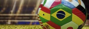 Eurovision despliega su mayor dispositivo técnico en el Mundial