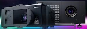 NEC obtiene la certificación DCI para sus proyectores láser NC1100L y NC1040L