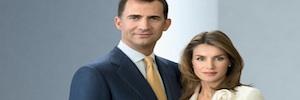 Gran despliegue de RTVE para la cobertura de la proclamación de Felipe VI