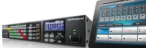 Roland lanza la nueva gama de matrices multiformato XS