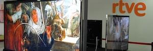 RTVE presenta una prueba pionera de emisión y recepción en Ultra Alta Definición