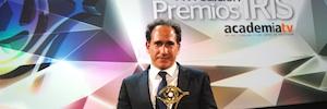 La Academia de Tv reconoce a VSN con el Premio Iris a la Tecnología