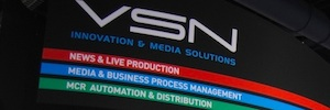 VSN consolida en Chile su apuesta por el mercado broadcast latinoamericano