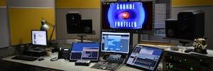 Mediaset Italia escoge Nuage para postproducción de audio
