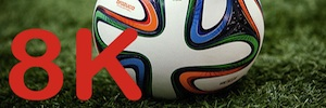 Brasil 2014: el Mundial por vez primera en 8K