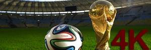 BBC retransmitirá tres partidos del Mundial en Ultra HD