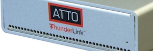 ATTO lleva a IBC sus propuestas para almacenamiento y conectividad sin límites
