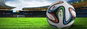 Ericsson preparó la red de Telefónica para el Mundial de Fútbol 2014 en Brasil