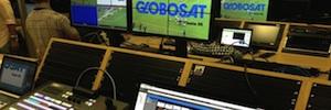 Globosat emplea en la cobertura del Mundial soluciones de Ross