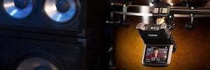 Canon Legria Mini X multiplica las posibilidades de contar historias
