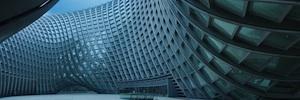 Phoenix TV instala consolas Lawo en su nueva sede de Beijing