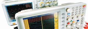 Promax lanza una nueva generación de osciloscopios