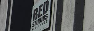 Gefen distribuye las señales 4K en RED Studios