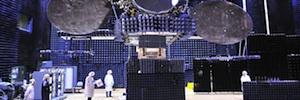 SSL construirá el nuevo satélite Hispasat 1F