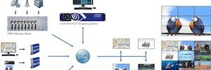 Teracue anuncia interoperabilidad completa con Eyevis IP-Metawall