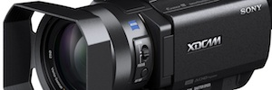 PXW-X70, el primer camcorder XDCAM profesional compacto de Sony listo para 4K