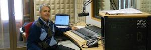 AEQ instala los nuevos estudios de Radio Martos