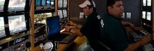 Comtec aumenta su flujo de trabajo HD con los servidores de producción XT3 y XTnano de EVS