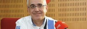 Domingo Álvarez, nuevo director del Centro de Producción de RTVE en Canarias