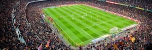 Binbit firma acuerdo de distribución de contenido digital con el FC Barcelona