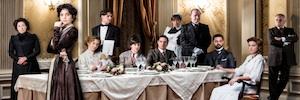 Atresmedia vende los derechos de emisión de 'Gran Hotel' y 'Velvet' a la RAI